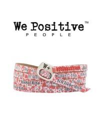We Positive Bracciale Cuori Mix 222