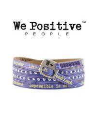 We Positive Violet Coloured HD019