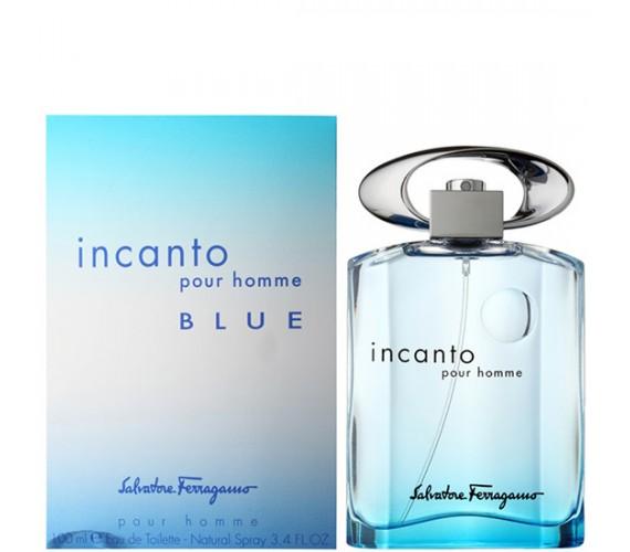 FERRAGAMO INCANTO BLUE 100 ML EDT