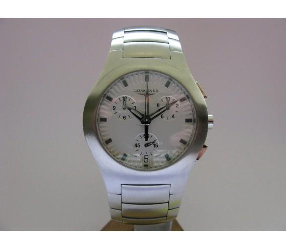 Orologio Longines Oposition Titanium secondo braccio automatico