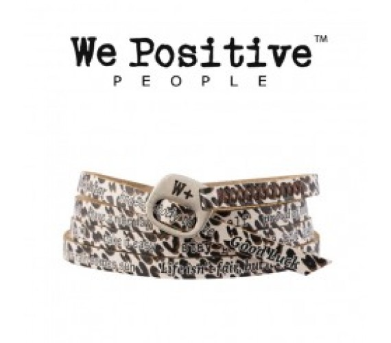 We Positive Bracciale WP201
