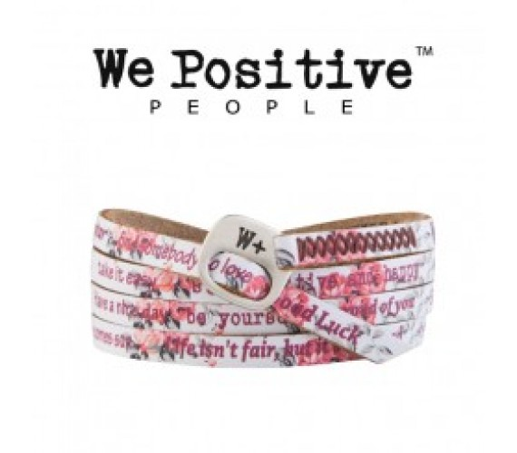 We Positive Bracciale WP215