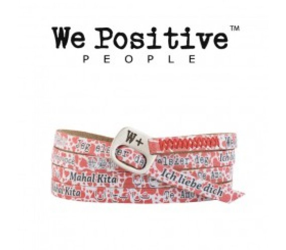 We Positive Bracciale WP222