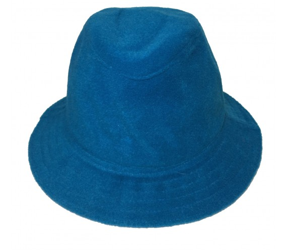 Cappello Blu Elettrico