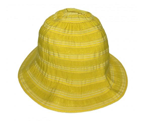 Cappello Cotone Giallo