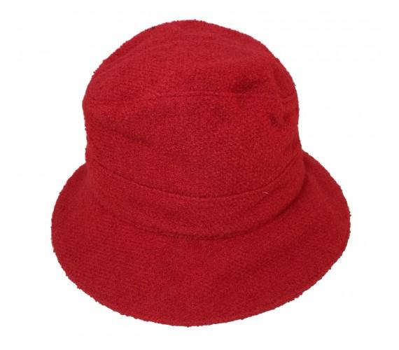 Cappello Rosso Porpora