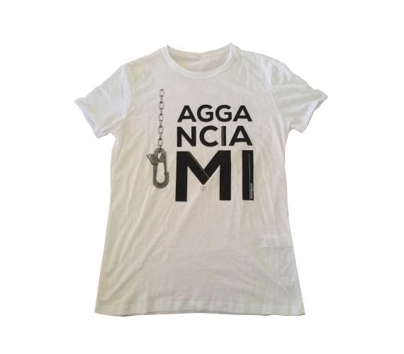 T-Shirt Smile Star Agganciami Donna