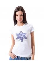 T-Shirt gioiello Smile Star Blu
